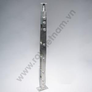 Trụ cầu thang kính ROY-101