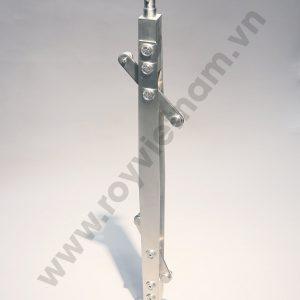 Trụ cầu thang kính ROY-103