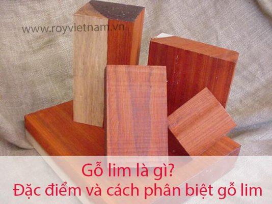 Gỗ lim là gì? Cách phân biệt gỗ lim? Ứng dụng gỗ lim trong nội thất