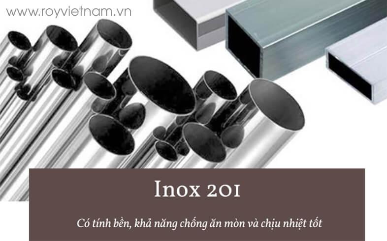 inox 201 có tốt không