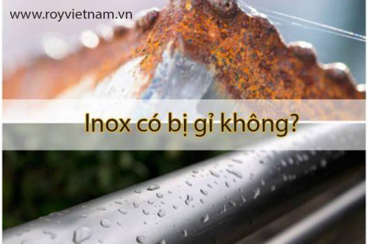 Inox có bị gỉ không? Mẹo xử lý đơn giản, hiệu quả, tiết kiệm