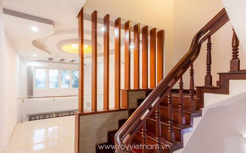 Kích thước tay vịn cầu thang gỗ 4