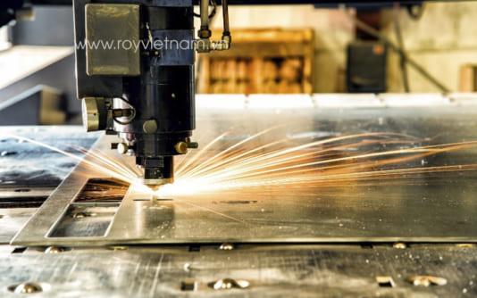 Tổng hợp những máy cắt inox chính xác, tốc độ cao