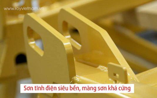 Sơn tĩnh điện có bền không? Ứng dụng của sơn tĩnh điện